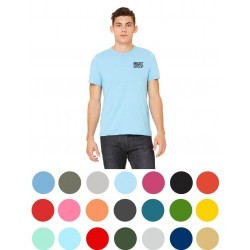Unisex Bella Canvas Jersey T-Shirt